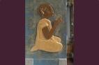 LAMA. La persona humana orando conecta con el Universo.
